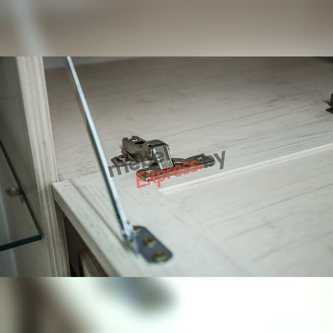Шкаф-витрина «Монако» 1V2D1S