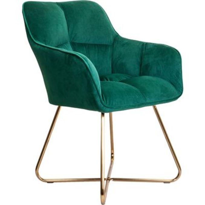 Кресло Флорида зеленое