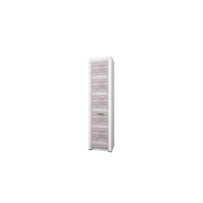 Шкаф для одежды «Оливия» 1 DW с вешалкой