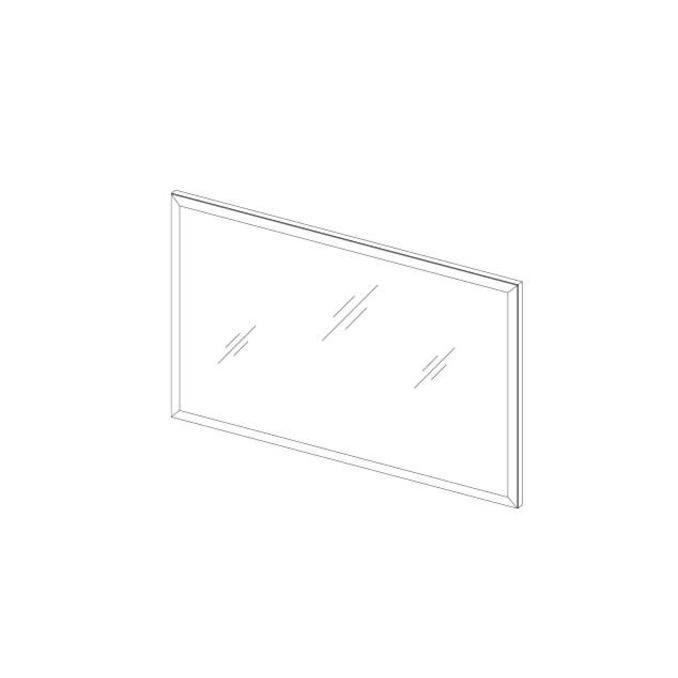 Зеркало настенное «Оливия» L 80 см
