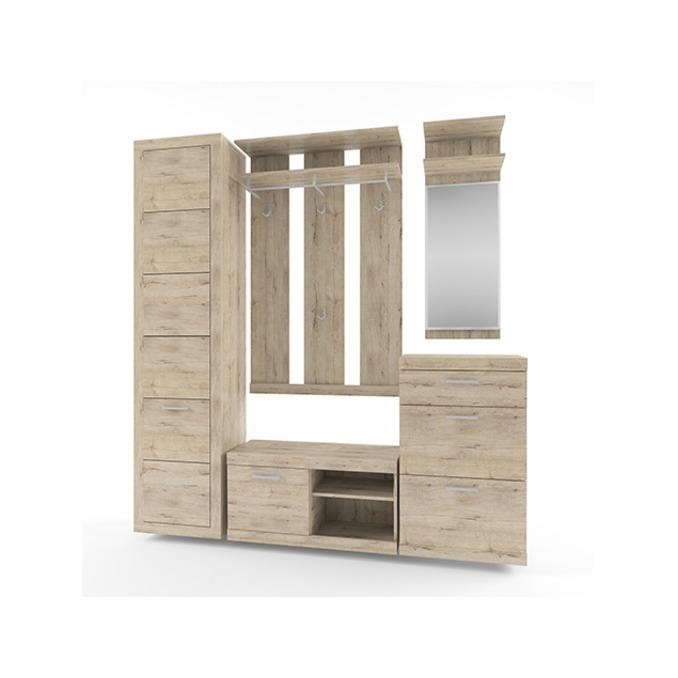 Набор мебели в прихожую «Оскар» 2