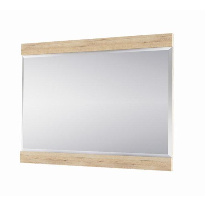 Зеркало настенное «Оскар» 80 см - светлое