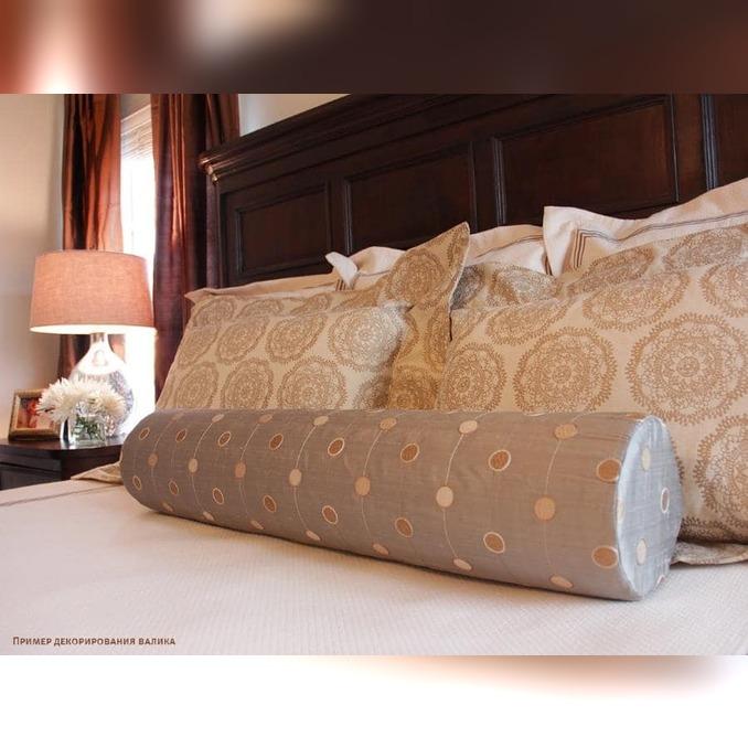 Подушка валик Kondor 100х20