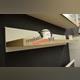 Полка настенная «Прованс» 130см 1NB - белая