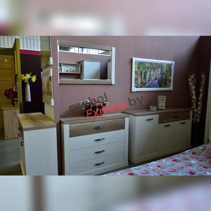 Спальня «Прованс» 2 - белая