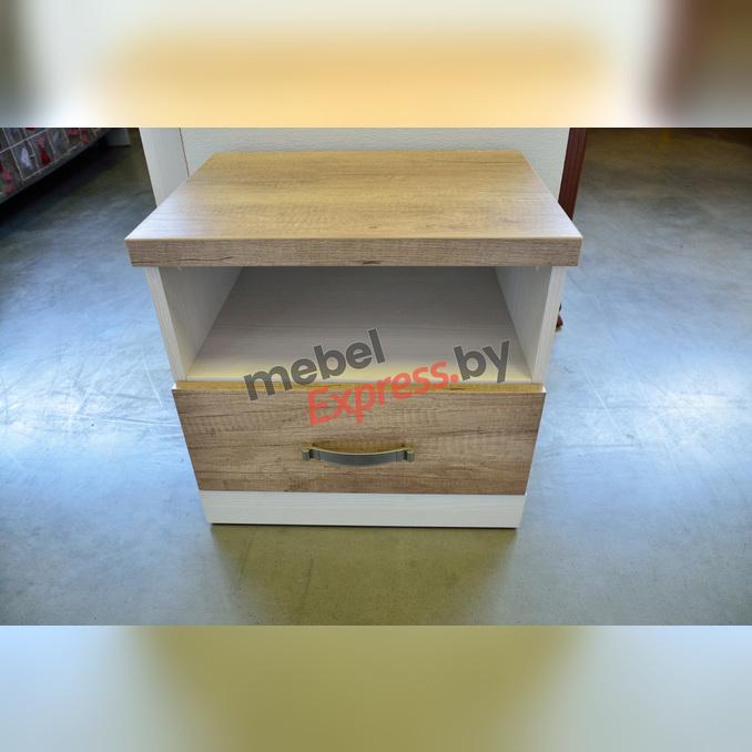 Тумба прикроватная «Прованс» 1S с ящиком