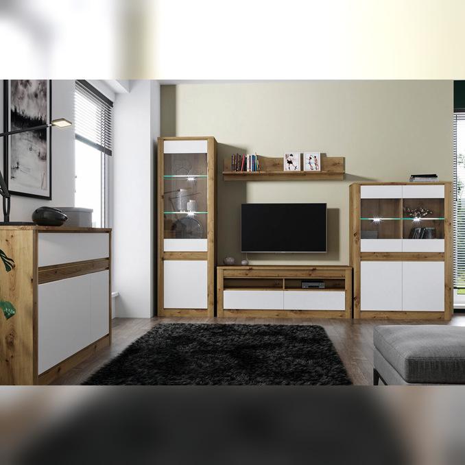 Модульная гостиная «Ричи» 1 - светлая