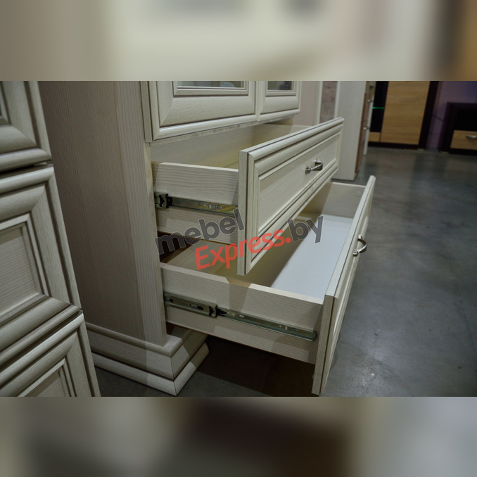 Набор мебели для кабинета «Тиффани» 2 - белый