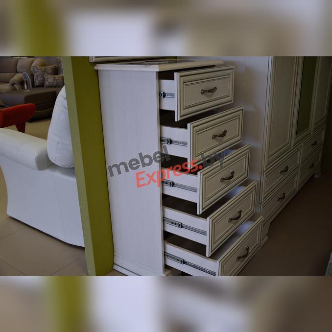 Набор мебели для кабинета «Тиффани» - белый