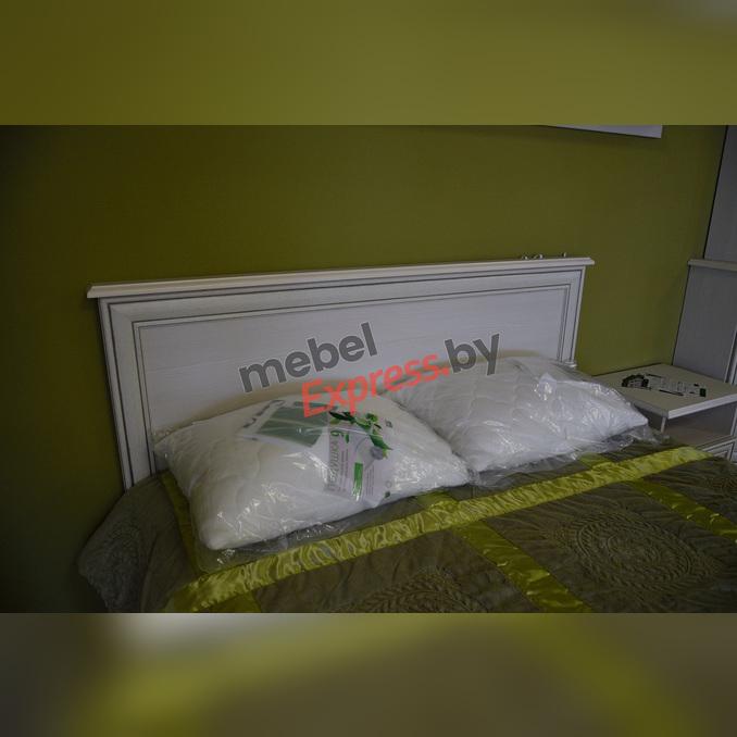 Кровать «Тиффани» двуспальная 180 - белая