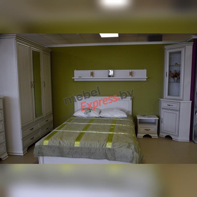 Спальня «Тиффани» - белая