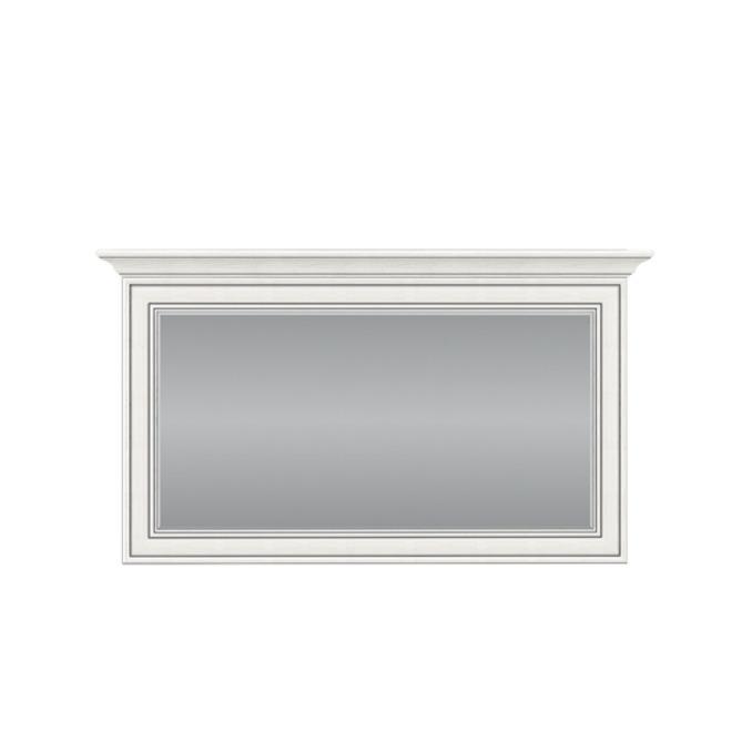 Зеркало «Тиффани» настенное 100 см белое