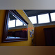 Зеркало «Тиффани» настенное 100 см каштан