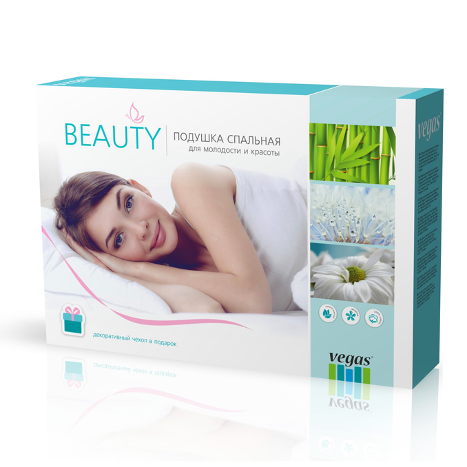 Подушка «Вегас Beauty»
