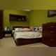 Кровать «Вена» 140 полуторная - орех