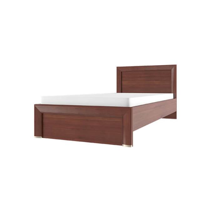 Кровать «Вена» 90 односпальная  - орех
