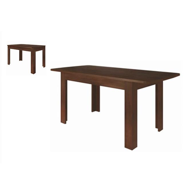 Стол обеденный «Вена» раздвижной - орех